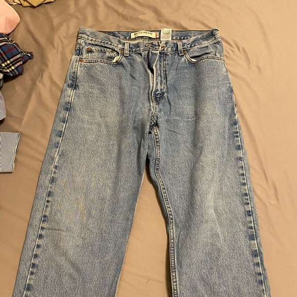 "Levi's Regular fit ""505"" jeans 34/32"